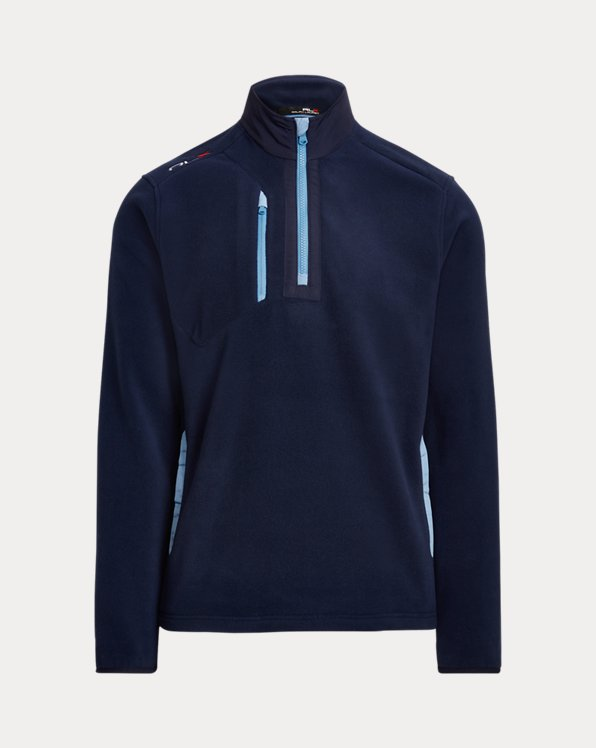 Fleece Quarter-Zip Pullover