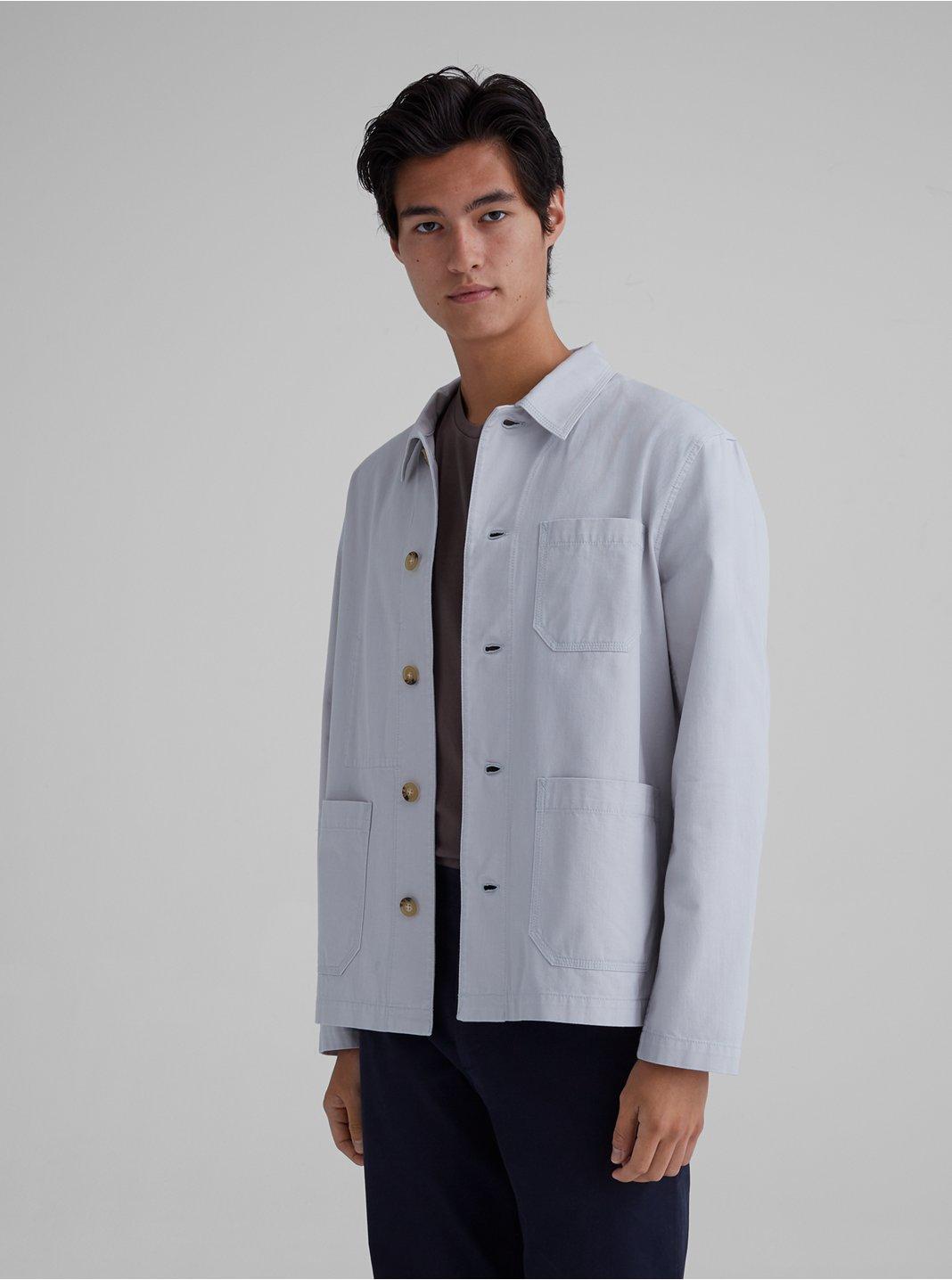 Workwear Shirt Jacket