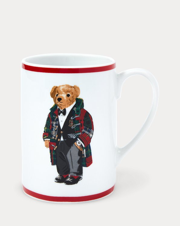 Becher mit Toggle Coat Polo Bear