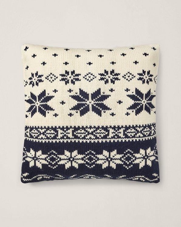 Brynden Knit Throw Pillow