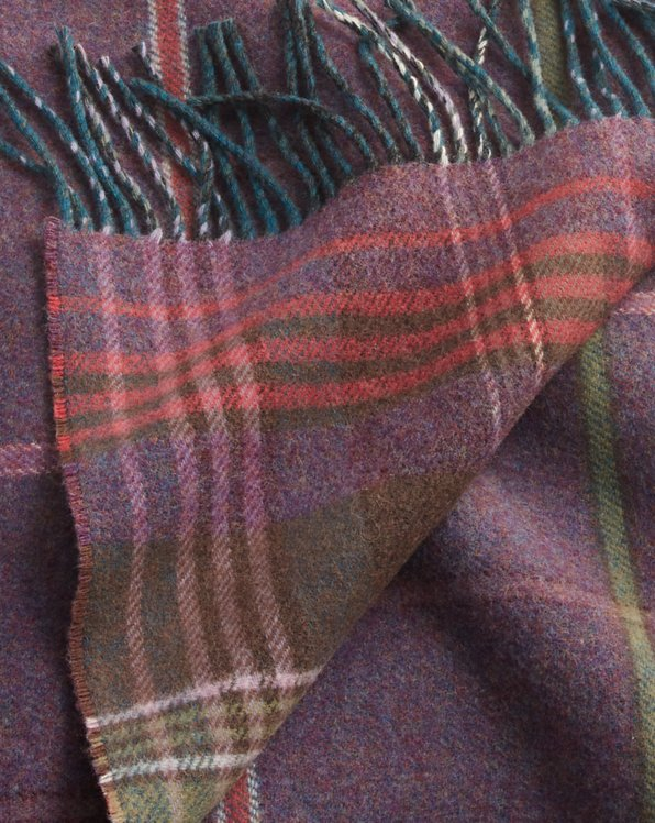 Platsfield Plaid Throw Blanket