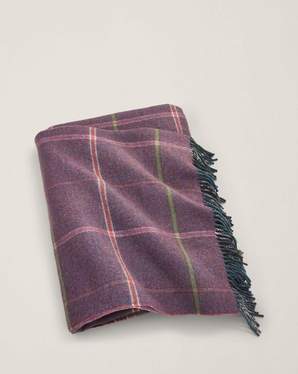Platsfield Plaid Throw Blanket