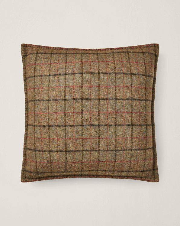 Grosvner Plaid Throw Pillow