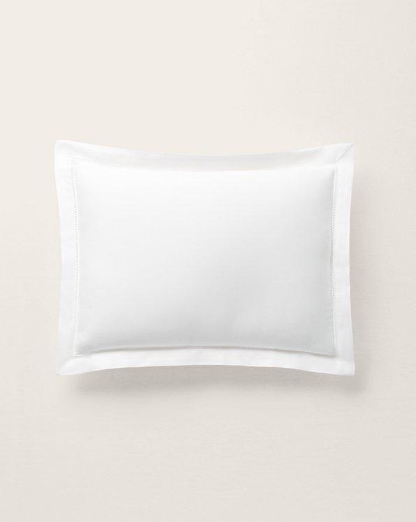 Cuscino in rasatello con bordo