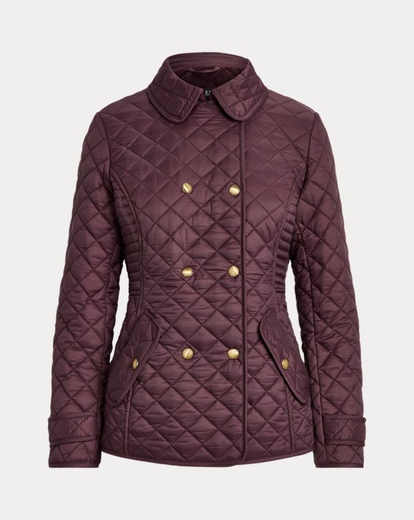 Quilted Butter Pile Jacket