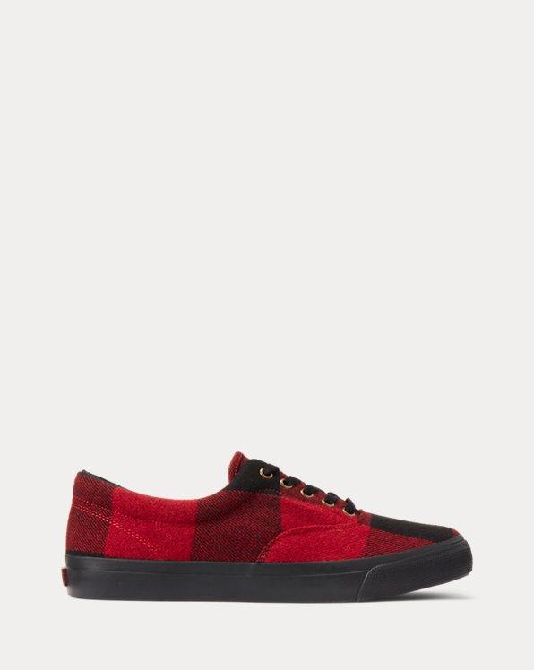 Harpoon Buffalo Plaid Sneaker