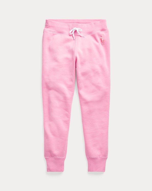 Pink Pony Fleece Jogger