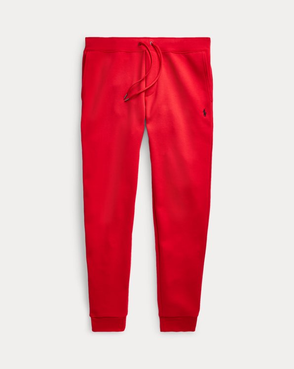 Pantalon de jogging jersey double