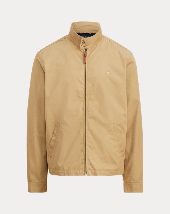 Cotton Twill Jacket