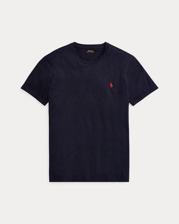 Classic Fit Jersey Crewneck T-Shirt