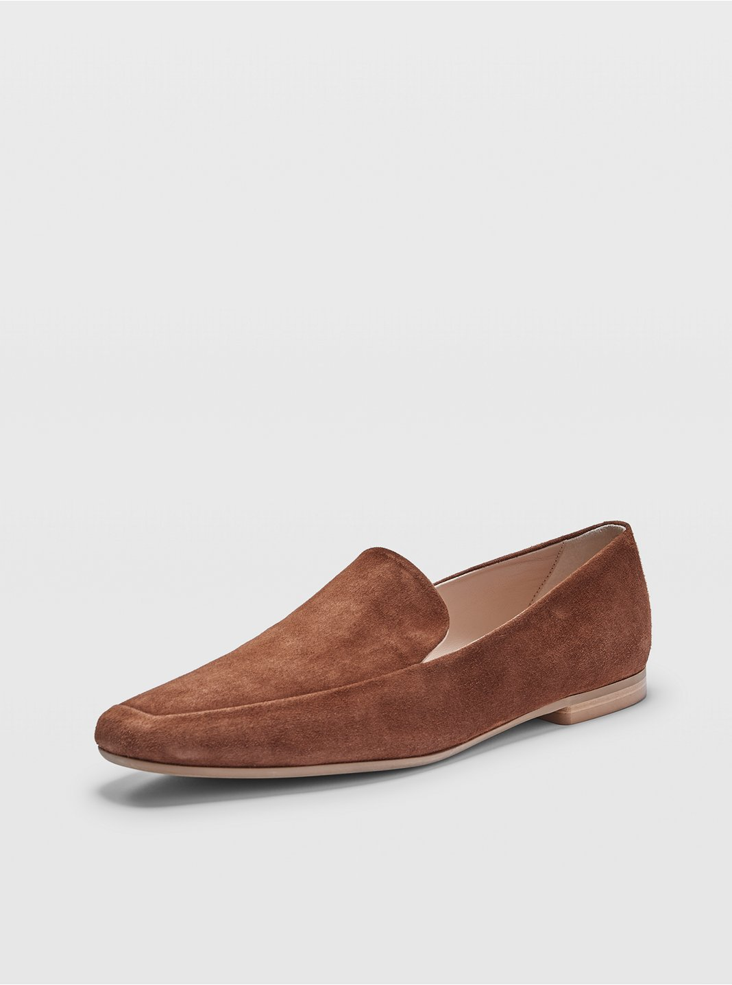 Sofii Suede Loafer Flats