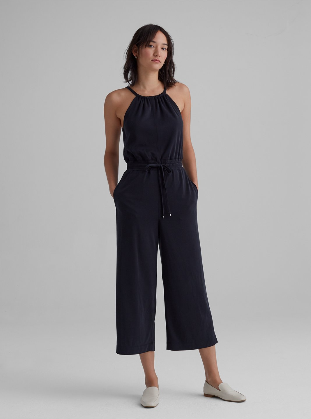 Elasticated Jumpsuit