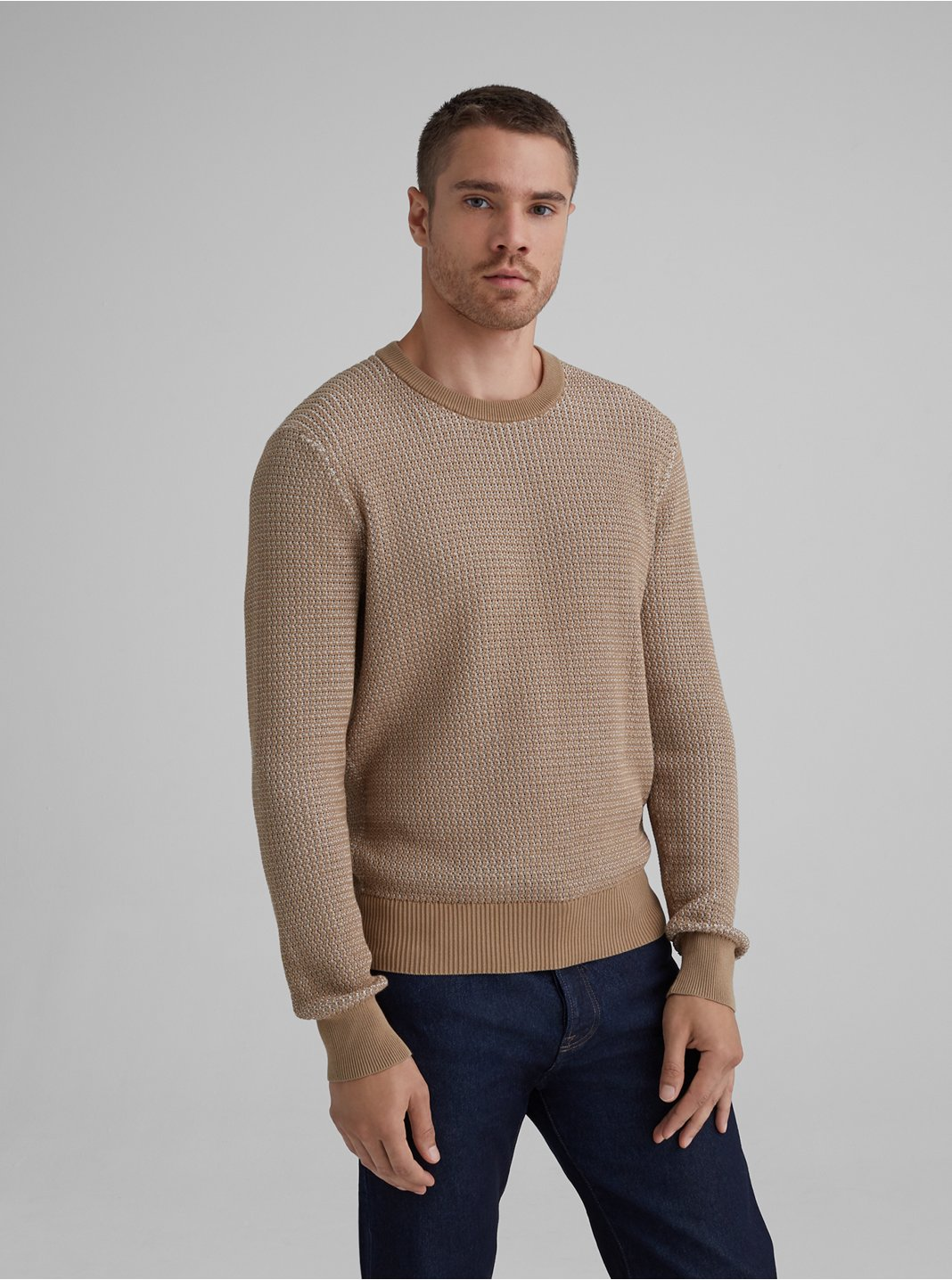 Sunset Crewneck Sweater