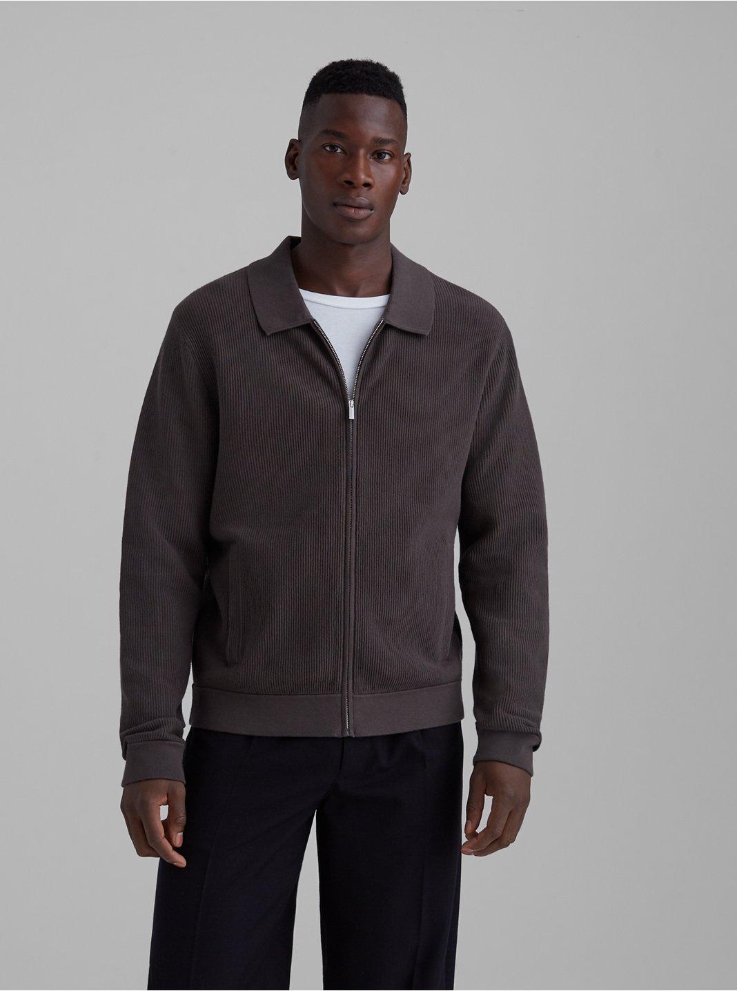 Ottoman Sweater Jacket