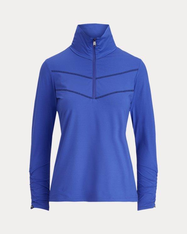 Performance Jersey Golf Quarter-Zip