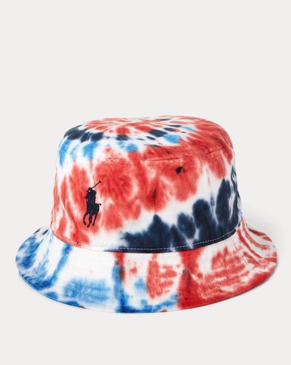 Team USA Tie-Dye Chino Bucket Hat