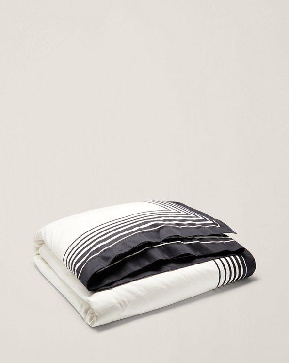 Modern Penthouse Sateen Duvet Cover