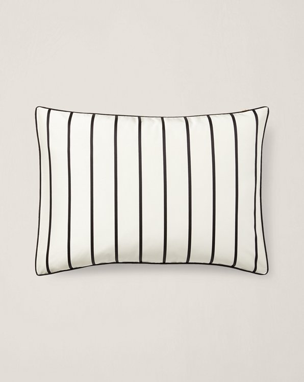 Coussin à rayures Riseley