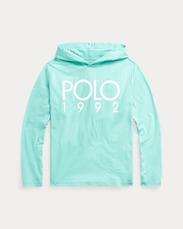 Maglietta con cappuccio Polo 1992
