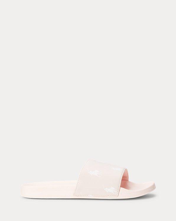 Sandales Ganset motif poney