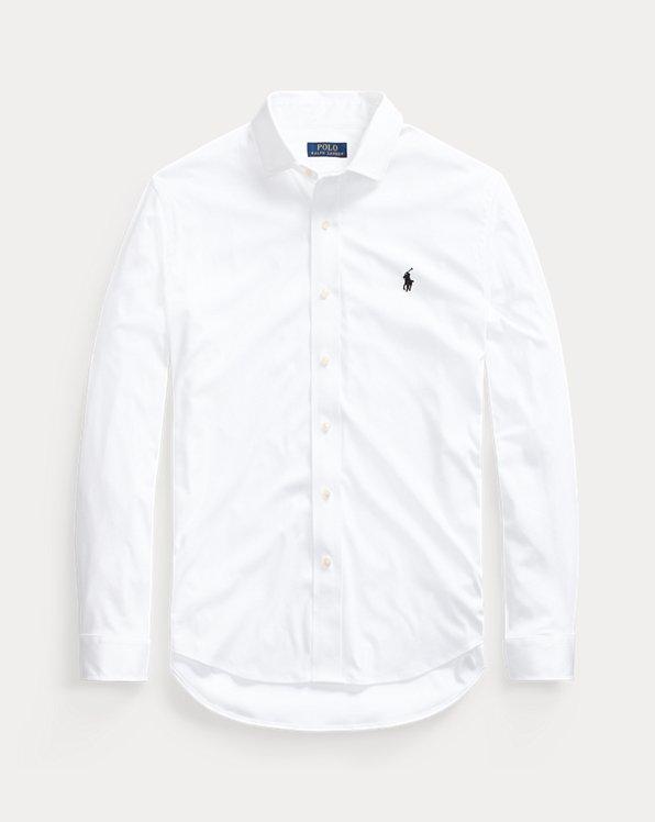 Slim Fit Soft Cotton Shirt