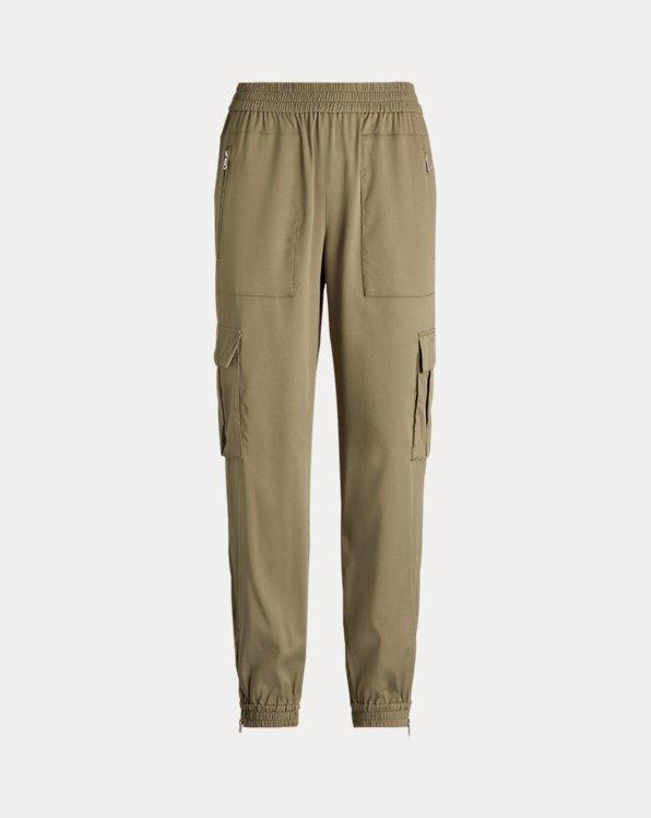 Twill Cargo Trouser