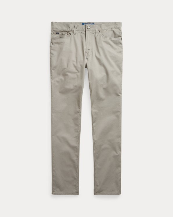 Sullivan Slim Stretch Twill Trouser