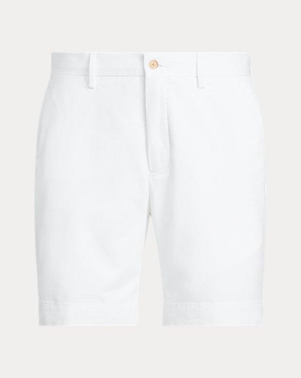 Short droit sergé stretch 20,3 cm