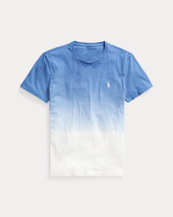 Maglietta ombré Custom Slim-Fit