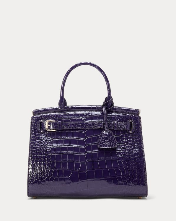 Sac RL50 moyen en alligator