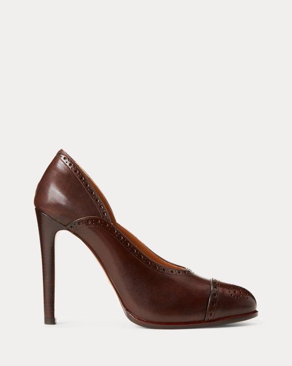 Zapato de salón Daisey de piel