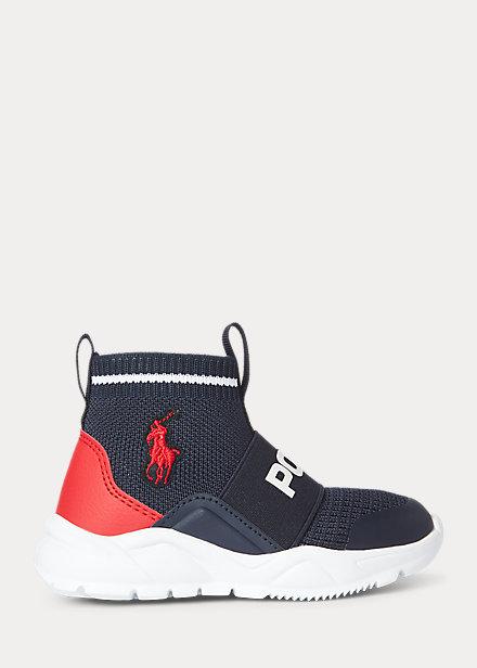 Polo Ralph Lauren Chaning II High-Top Sneaker