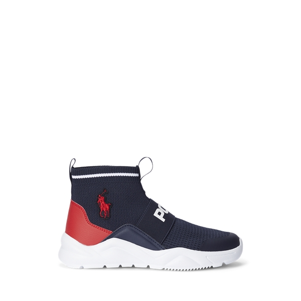 Polo Ralph Lauren Chaning II High-Top Sneaker