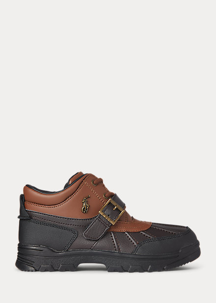 Polo RalphLauren Dover Leather Boot