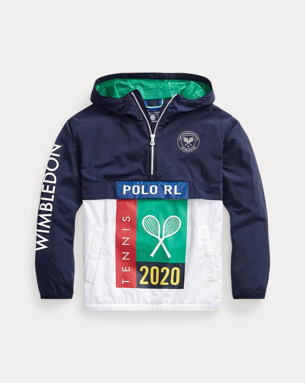 Wimbledon Packable Jacket