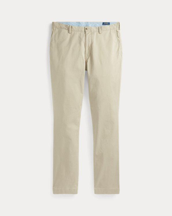 Pantalon chino stretch classique
