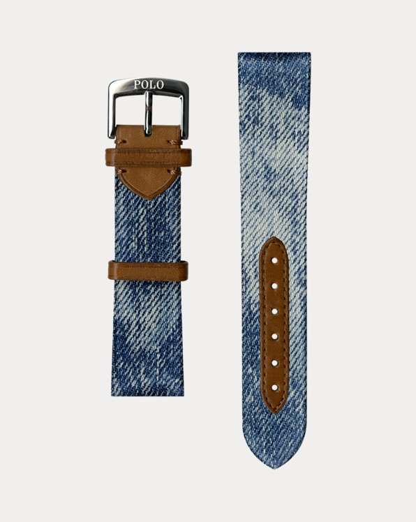 Denim Watch Strap