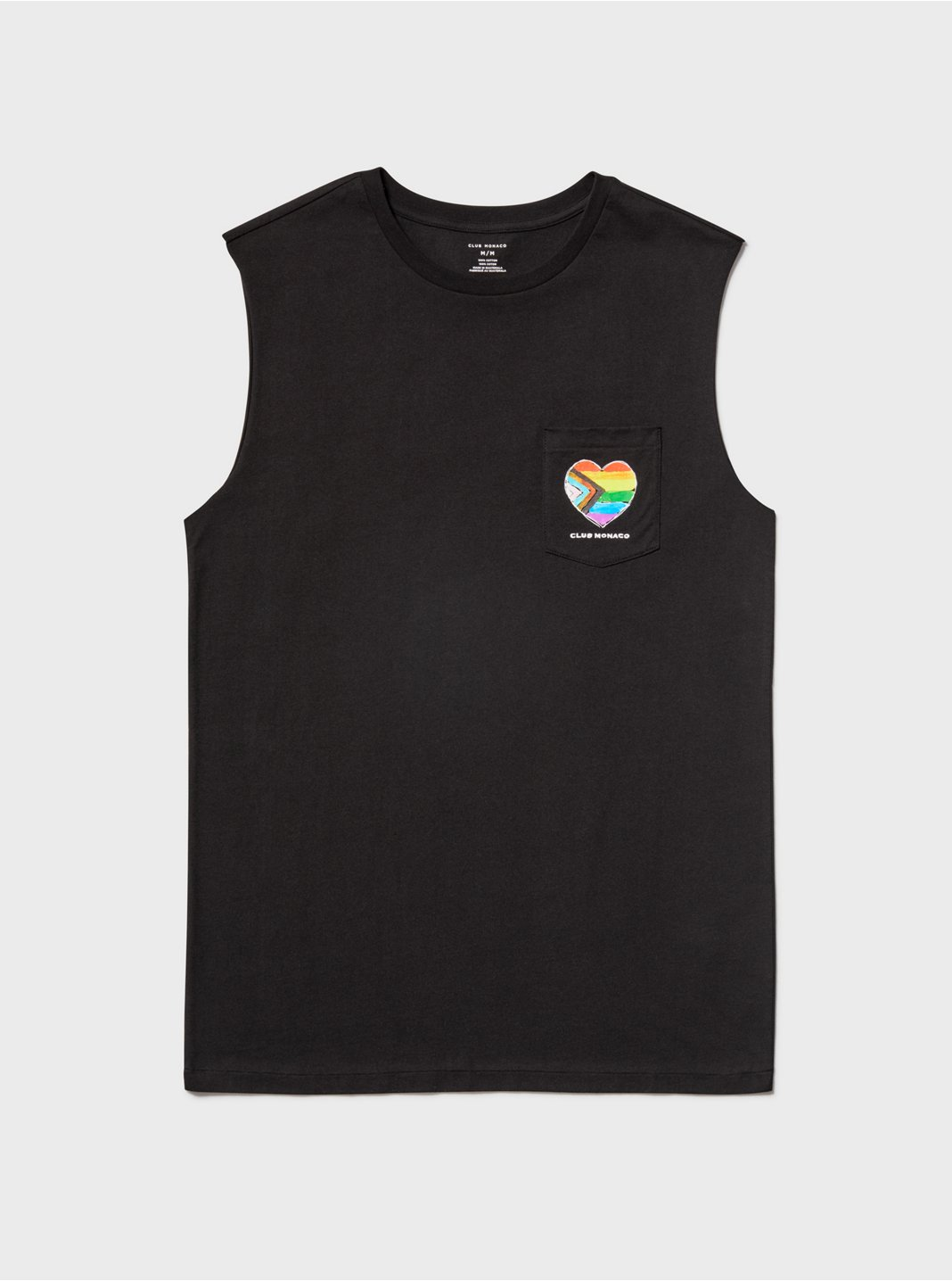 Pride Sleeveless T-Shirt