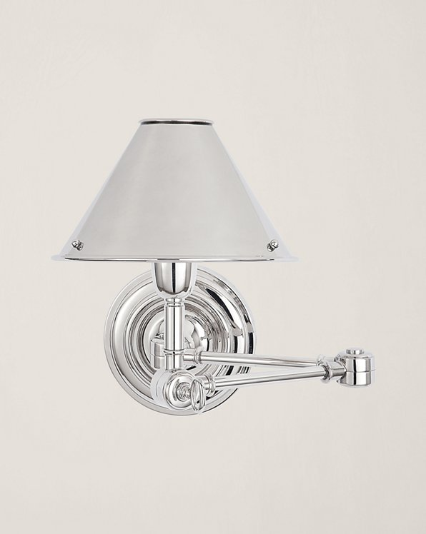 Anette Swing-Arm Sconce