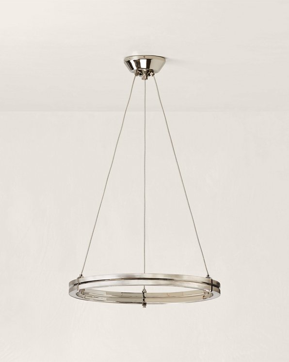 """Paxton 24"""" Ring Chandelier"""