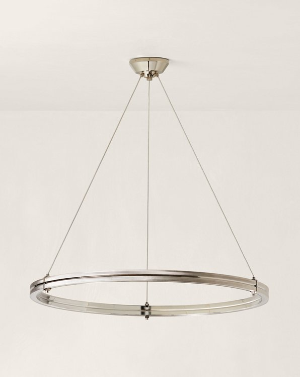 """Paxton 40"""" Ring Chandelier"""