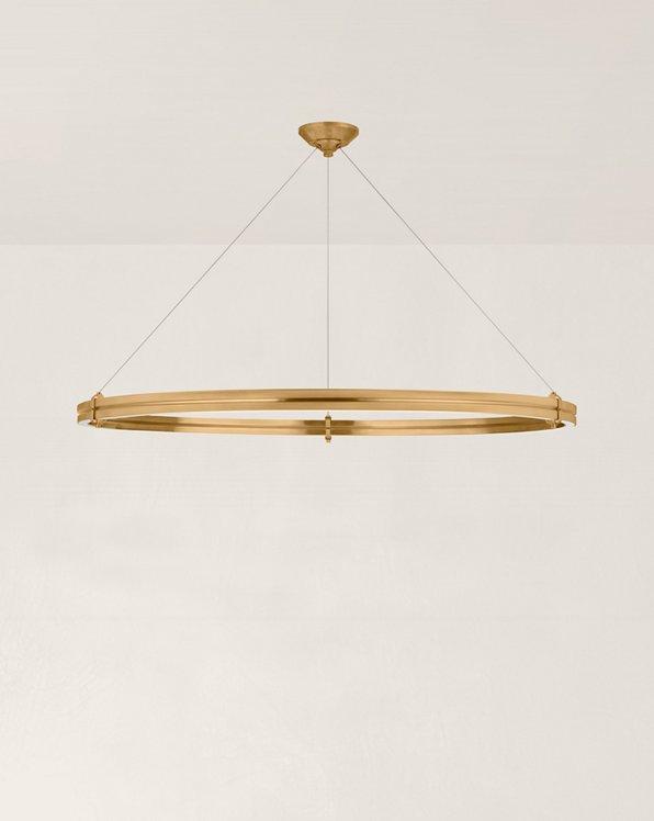 Lampadario Paxton ad anello 121,9 cm