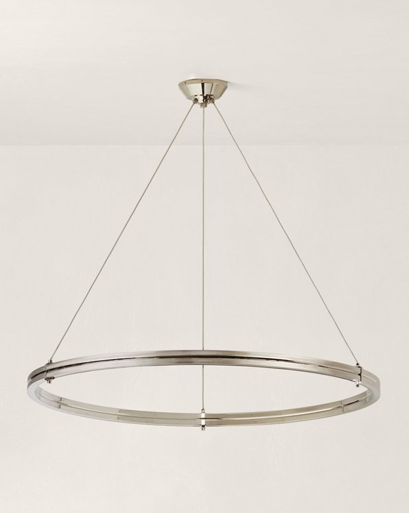 """Paxton 48"""" Ring Chandelier"""
