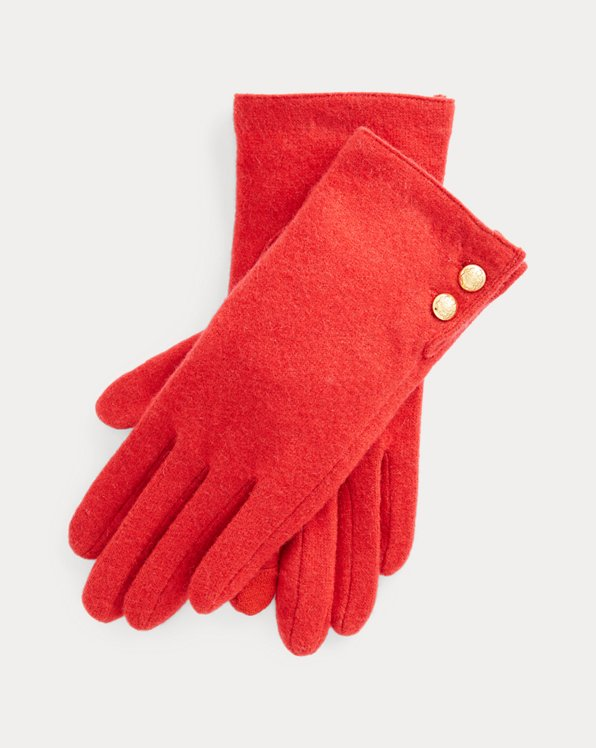 Two-Button Tech Gloves