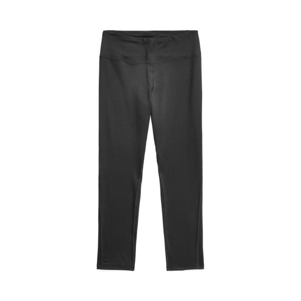 폴로 랄프로렌 걸즈 레깅스 Polo Ralph Lauren Stretch Jersey Legging,Polo Black Multi