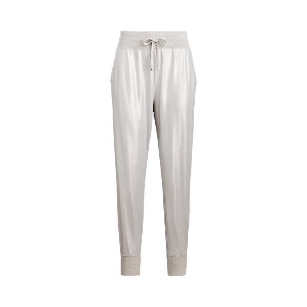 폴로 랄프로렌 Polo Ralph Lauren Jersey Jogger Pant,Silver