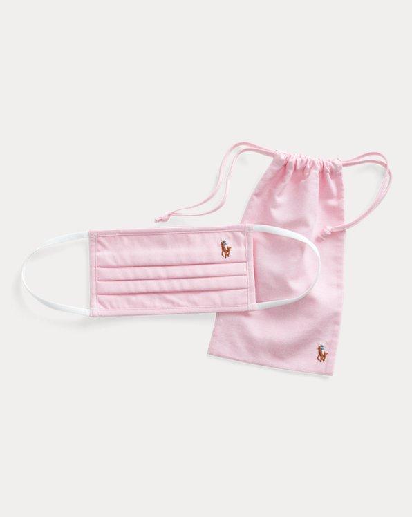 Polo Cotton Cloth Mask