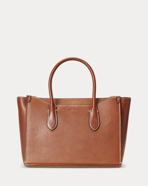 Vachetta Leather Large Sloane Satchel
