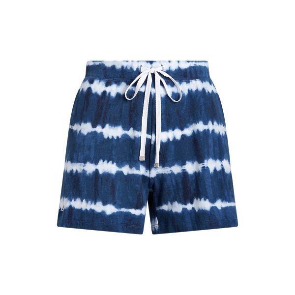 Polo Ralph Lauren Tie-Dye Cotton Sleep Short
