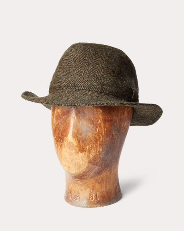 Herringbone Bucket Hat